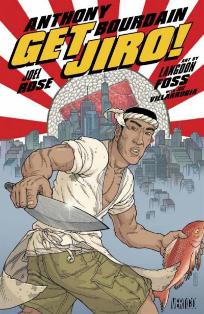 "komiks ""Get Jiro!"""