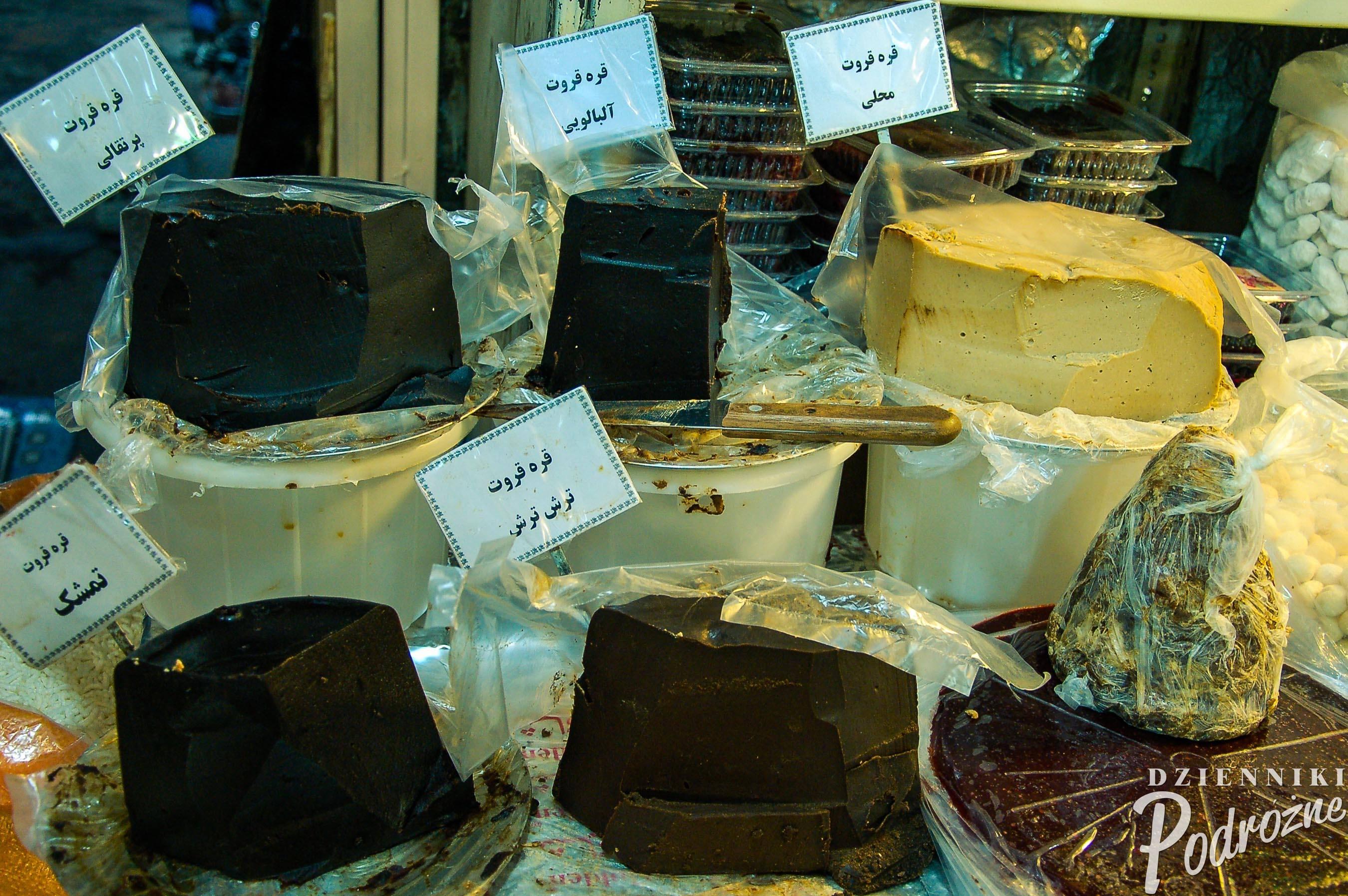 Isfahan, Iran (bloki czekolady)