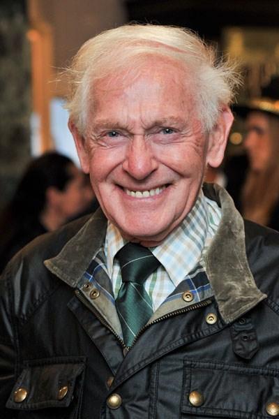 Sammy Miller (źródło: http://tatler.com)