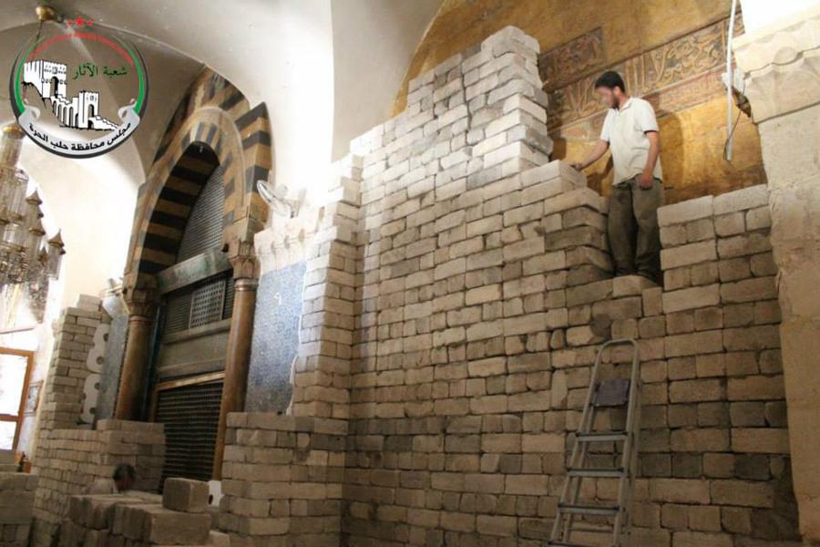 ochrona zabytków (źródło: http://dianadarke.com)