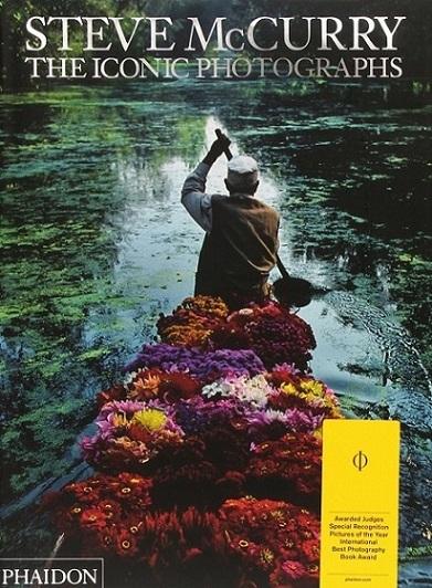 """okładka książki """"The Iconic Photographs"""" – moja własna ;)"""
